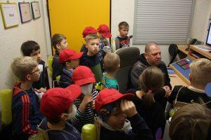 Kinderfeuerwehr erkundet FTZ