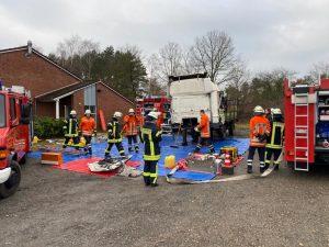 Gemeinsamer Gruppendienst in Bothel