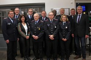 Jugendfeuerwehr Kettenburg leistete 2929 Stunden