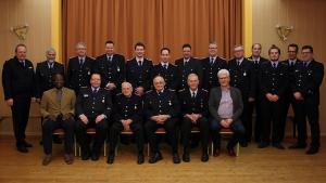 70 Jahre freiwilliges Ehrenamt