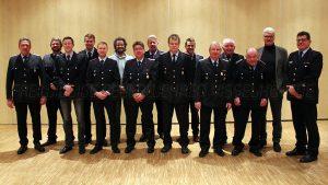 Mitgliederversammlung: Ortsfeuerwehr Wittorf richtet Kreisfeuerwehrverbandstag 2020 aus. Zahlreiche Feuerwehrkräfte werden für ihre Leistungen ausgezeichnet und geehrt.