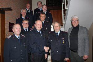 Mitgliederversammlung – Grünes Licht für Baustart des Jeddinger Feuerwehrhauses