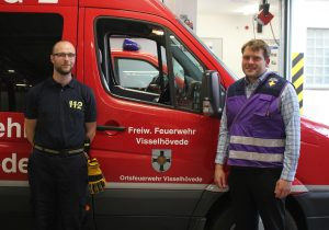 Notfallseelsorge bei der Feuerwehr