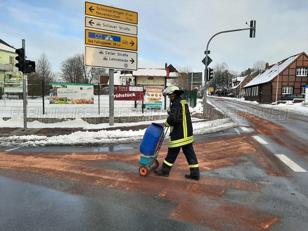 Read more about the article Betriebsstoffe verunreinigen komplette Innenstadt