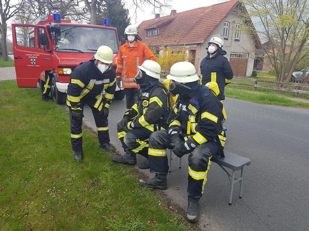Read more about the article Schornsteinbrand in Jeddingen