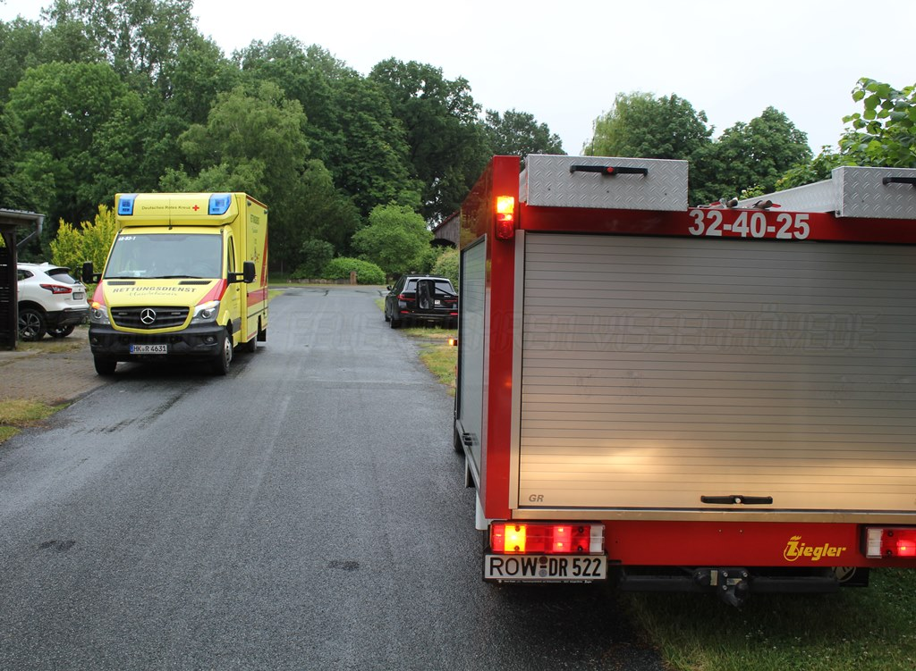Read more about the article Schwitscher Kräfte unterstützen Rettungsdienst