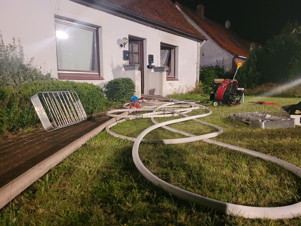 Read more about the article Gemeldetes Feuer im Einfamilienhaus