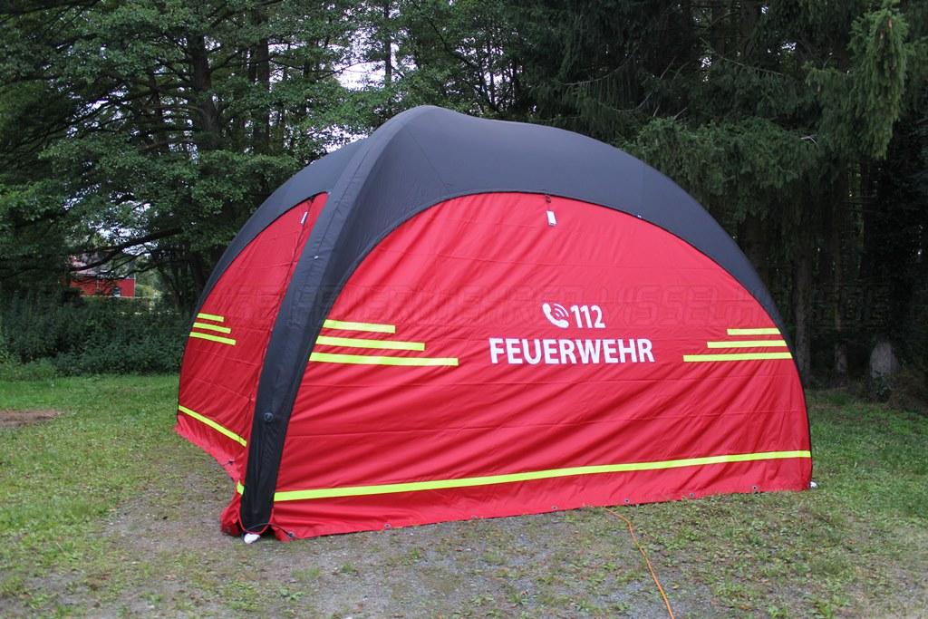 Read more about the article Neues Einsatzzelt für die Feuerwehren Visselhövede